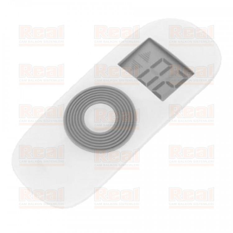 Mosel 8+1 LCD Kumanda