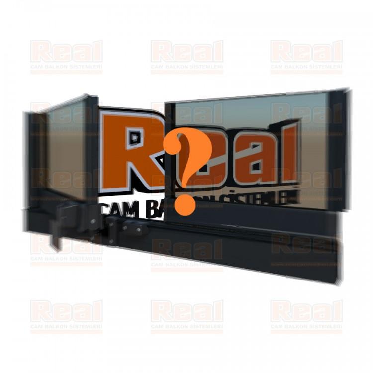 Pro Gold Isıcamlı 21 mm Bronz Cam Özel Renk Profil - Bronz Cam