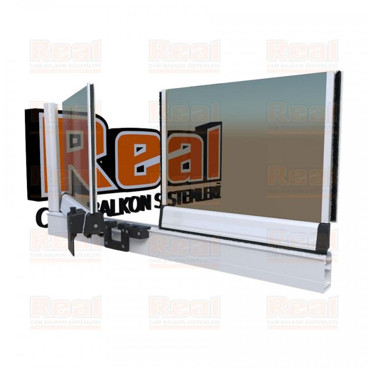 Pro Gold 8 mm Bronz Cam Beyaz Profil - Bronz Cam
